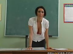 Horny Student Gets An A Plus For A Hardcore Fuck