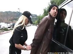 Police, Big Tits, Cop, Cum, Fucking, Hardcore