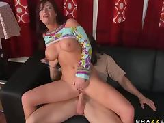Sexy Redhead Gets A Hardcore Fuck From A 70s Pornstar