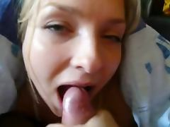 Blonde, Blonde, Blowjob, Cum, Penis, Sperm