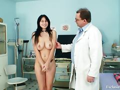 Exam, 18 19 Teens, Big Tits, Brunette, Exam, Tattoo