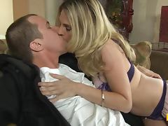 Angela Attison Picks a Lucky Prick up and has Her Way With