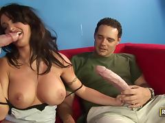 Building Inspector Jenna Presley Checks Donger Brothers Package