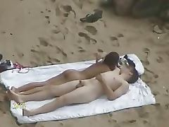 Horny Voyeur Couples Love Getting Naughty at the Nude Beach