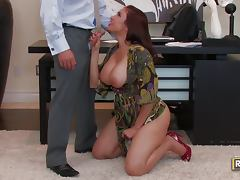 All, Ass, Big Tits, Boss, Facial, Office