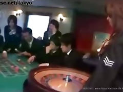 tokyo hot stewardess orgy Part 2