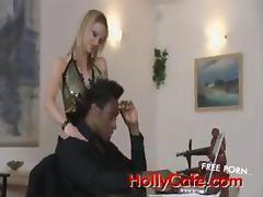 British stud Omar fucks Tarra White