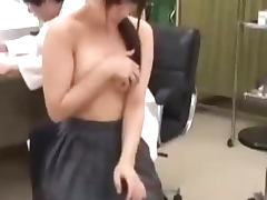Schoolgirl Fucked In Doggy By The Doctor Receiving Creampie On The Bed In The Hospital