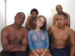 Banging, Banging, Group, Interracial, Monster Cock, Orgy