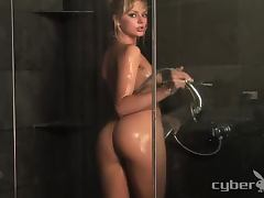 A Heart Stopping Shower Scene With The Hot Marie Francis