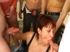Amalia loves young cocks I a compilation