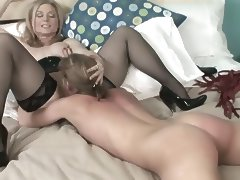 Ariel X and Nina Hartley