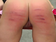 Caning, Ass, BDSM, Brunette, Caning, Domination
