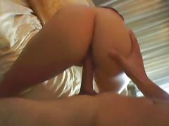 Rich brunette fucked all over the place