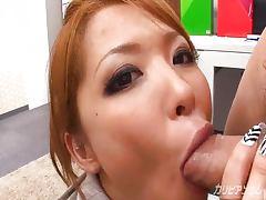 Naami Hasegawa Anal in the office