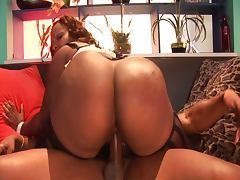 Huge ass bbw skyy black steamy sex