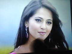 Hot Anushka Shetty cummed