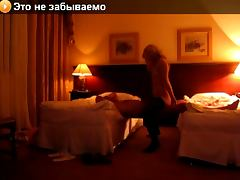 Amateur Hotel Sex Ukrainian Model With Old Russian Daddy