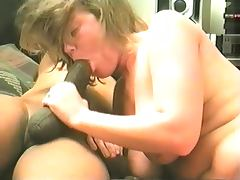 White wife enjoying BBC1 part 4 of 4