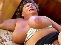 Bizarre, Bizarre, Blowjob, Boobs, Housewife, Old