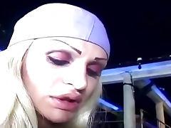 Tranny Leticai fucks her man