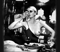 Cold Beauty Helmut Newton's Nude Photo Art