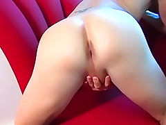 Daved Wayne is lying and wanking his cock