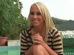 All, Audition, Blonde, Casting, Outdoor, Reality
