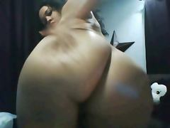 Huge Tits Huge Ass Butt Naked Pole Dance