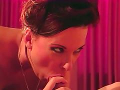 Green eyed Brunette Sex fantasy