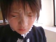 Asian, Asian, Facial