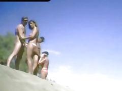 Beach, Beach, Nude