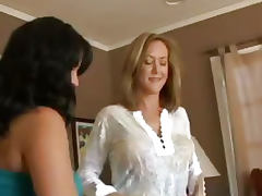 Brandi Love and Sophia Lemeni Have a 3 Some