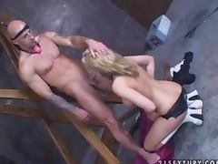 Rough Sex With The Hot Blonde Tyla Wynn
