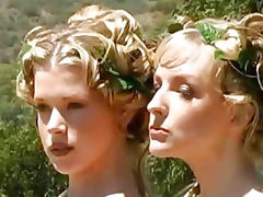 Danni Ashe and Sydney Moon