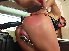 Hardcore perversion with slender Esmeralda