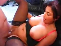 German milf knows her desires and she makes them come true