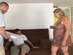 Granny BBW Porn Tube Videos
