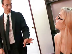 Victoria Is Not So Innocent After She Suck Cock