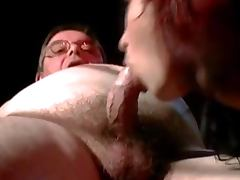 Gold Digging Redheads Fucks An Old Man porn video