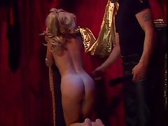Ass, Ass, BDSM, Blonde, Spanking