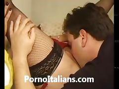Amatoriale italiano amateur italian