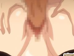 Hentai maid with bigtits wetpussy fucked and cumshot