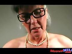Boss, Boss, Housewife, Instruction, Masturbation, MILF
