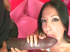 All, Big Cock, Blowjob, Brunette, Cum, Cumshot