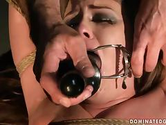 Harcore BDSM video with amazing Rebecca Contreras