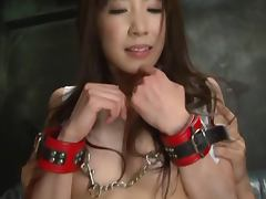 Hot MILF Ms Chihiro enjoys a fuck from behind