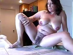 Hairy Mature, BBW, Chubby, Cunt, Hairy, Mature