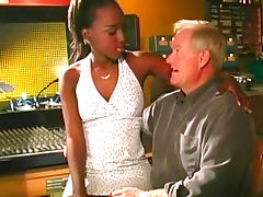 Old and Young, Anal, Ebony, Facial, HD, Interracial