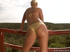 Bikini, Anal, Ass, Bikini, Bra, Couple